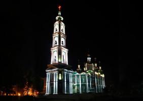 Собор в честь Преображения Господня