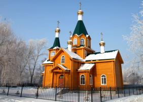 Храм в честь блгв. кн. Александра Невского