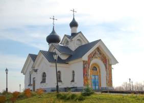 Храм новомучеников Церкви Русской